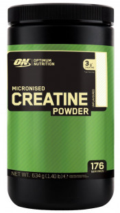 Optimum Nutrition Micronized Creatine powder (600 г)