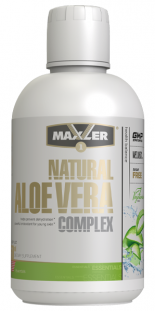 Maxler Natural Aloe Vera Complex 450 ml
