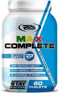 Real Pharm Max Complete (60 таб)