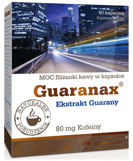 Olimp Labs Guaranax (60 кап)